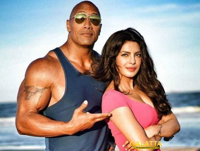 Priyanka Chopra is Upset on Baywatch