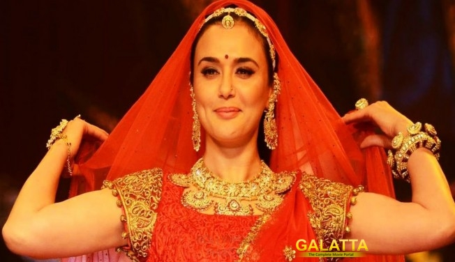 Preity Zinta getting hitched in 2016 ?