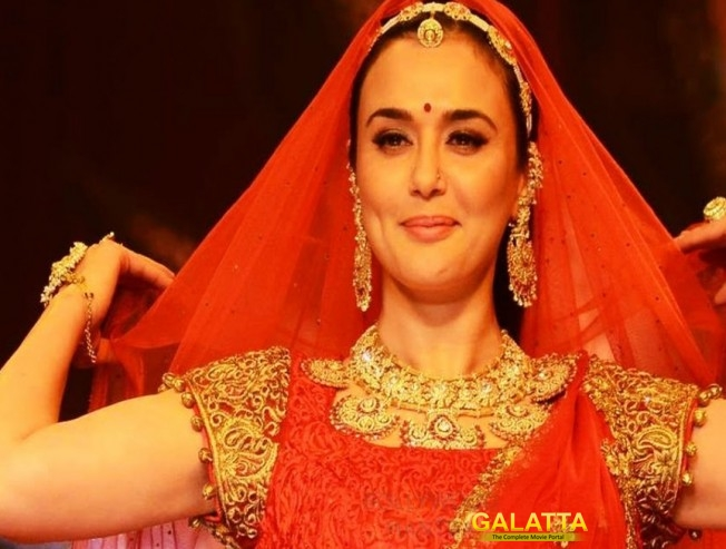 Priety Zinta gets hitched!