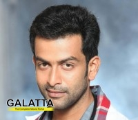 Prithviraj teams up with director Blessy