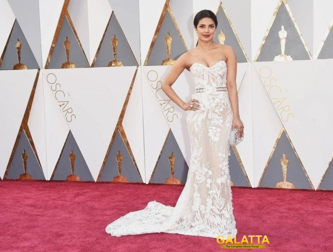 Priyanka the 2nd most Google searched at Oscar searches