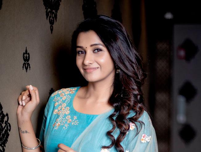 Priya BhavaniShankar angry on her fan!
