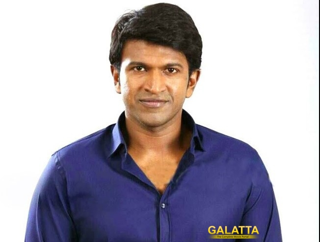 Puneeth's is next is for Rockline Venkatesh!