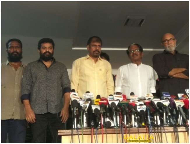 Bharathiraja RK Selvamani Sathyaraj And Others Issue Statement On CSK Matches In Chennai