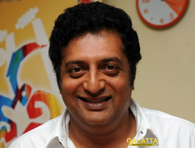 Prakash Raj's Bollywood Tadka