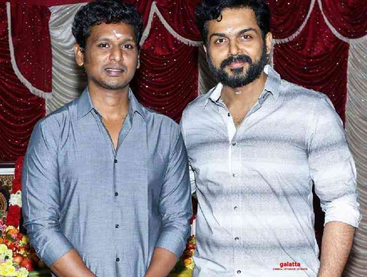 Master director Lokesh Kanagaraj birthday wishes to actor Karthi - Tamil Movie Cinema News