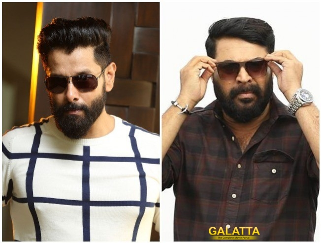 Chiyaan Vikram Not Part Of Mammootty Malayalam Film The Great Father Tamil Remake