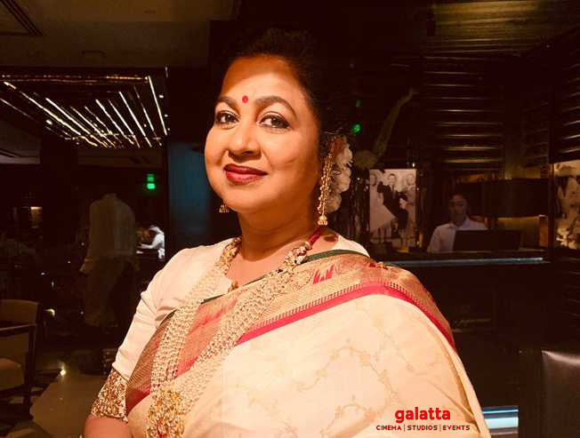 Radikaa announces her comeback serial - blockbuster combo returns!