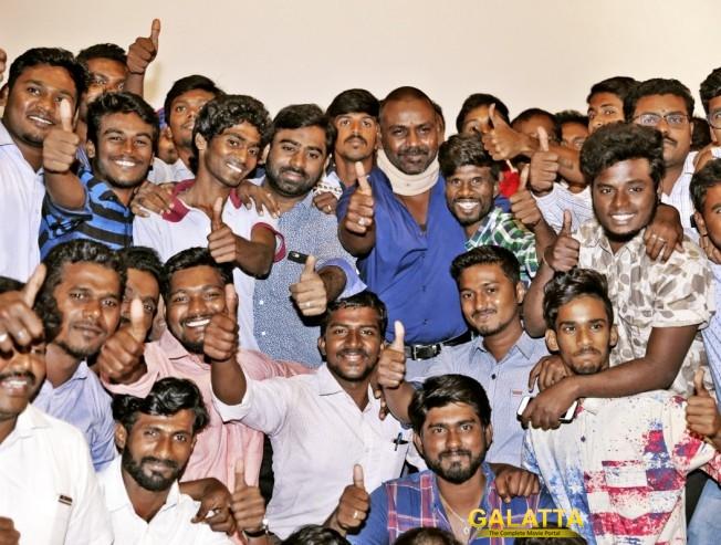 Lawrence celebrates Jallikattu's victory