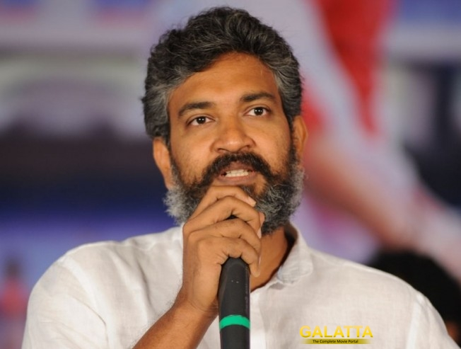 SS Rajamouli is Working on Veera Sivaji Script