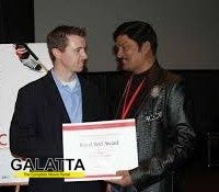 Dr. Rajendra Prasad gets the Royal Reel Award!
