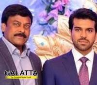 Ram Charan's dad jealous of him?