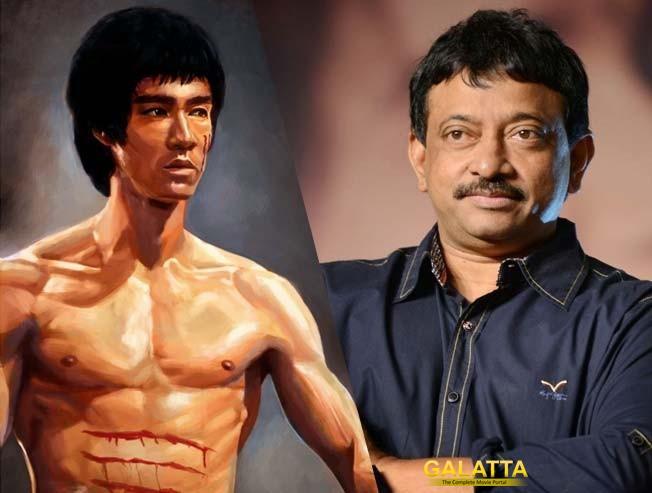 Ram Gopal Varma Wants to Make a Bruce Lee Biopic