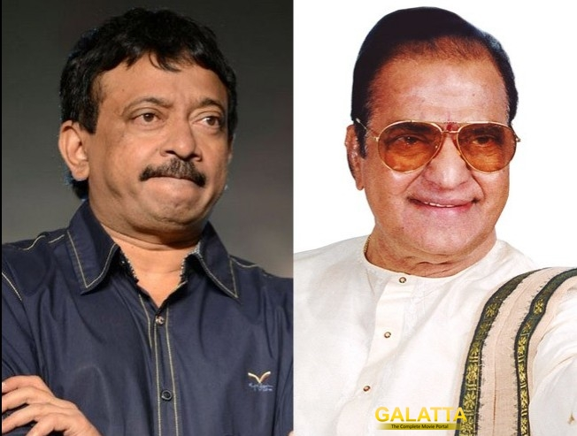 Ram Gopal Varma Plans a Biopic on NTR