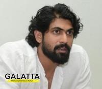 Rana to play a negative role in Avunu 2?