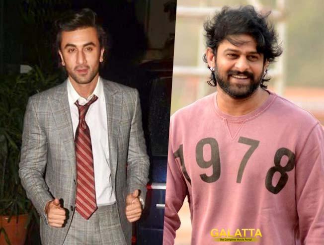 Ranbir Kapoor Says Prabhas Impressed Him