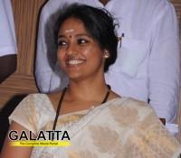 Ranjitha opts for a priestly life