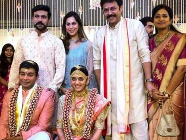 Popular hero's daughter gets married - Superstars from all industries attend the wedding!