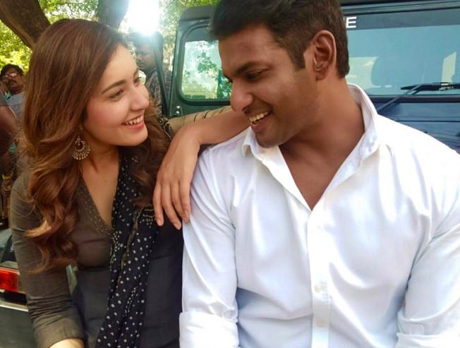 Just in: Important update on Vishal's Ayogya!