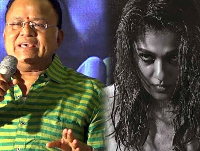 Radha Ravi's comment on Nayanthara creates a big controversy!