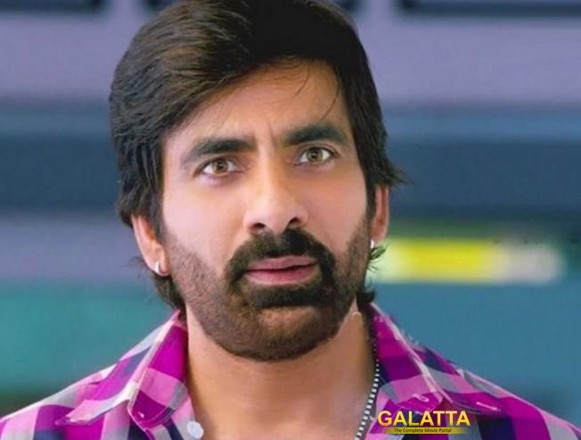 Ravi Teja is Crack?