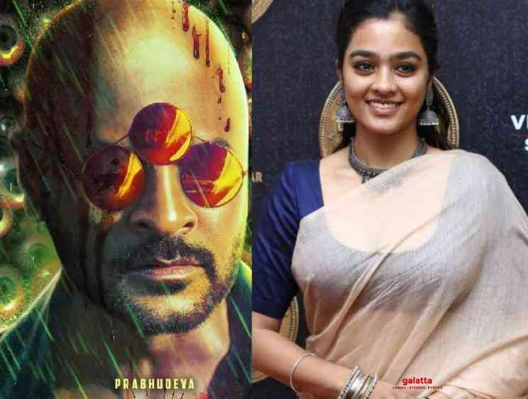 Super Deluxe fame Gayathrie to act in Prabhu Deva Bagheera - Tamil Movie Cinema News