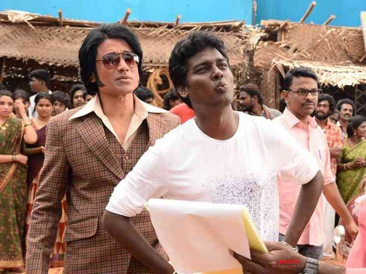 Atlee special wish for SJ Suryah Mersal unreleased photos - Tamil Movie Cinema News