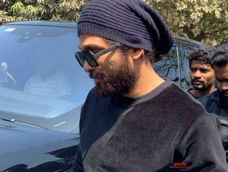 Allu Arjun to shoot in a dense forest located in Kerala - Tamil Cinema News
