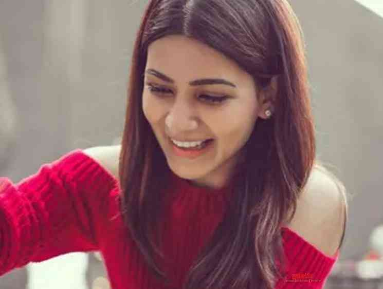 Samantha takes acting lessons from Helen Mirren - Tamil Movie Cinema News