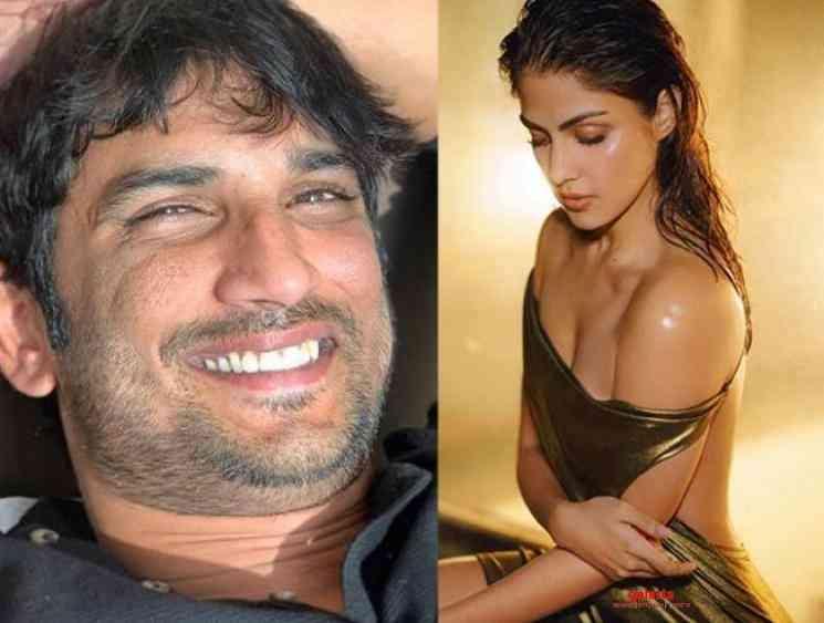 Rhea Chakraborthy request Amit Shah CBI inquiry Sushant Case - Tamil Movie Cinema News