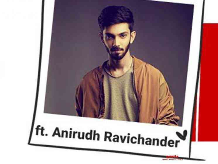 Anirudh to perform his hit songs live during the lockdown - Tamil Movie Cinema News