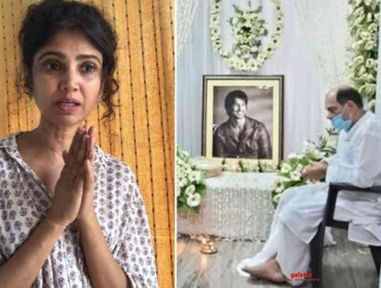 Ratan Rajput on her meeting with Sushant Singh Rajput father - Tamil Movie Cinema News