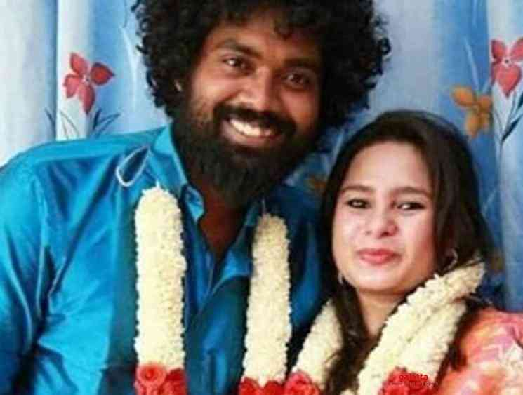 Actor Daniel Annie Pope is blessed with a baby boy - Tamil Movie Cinema News