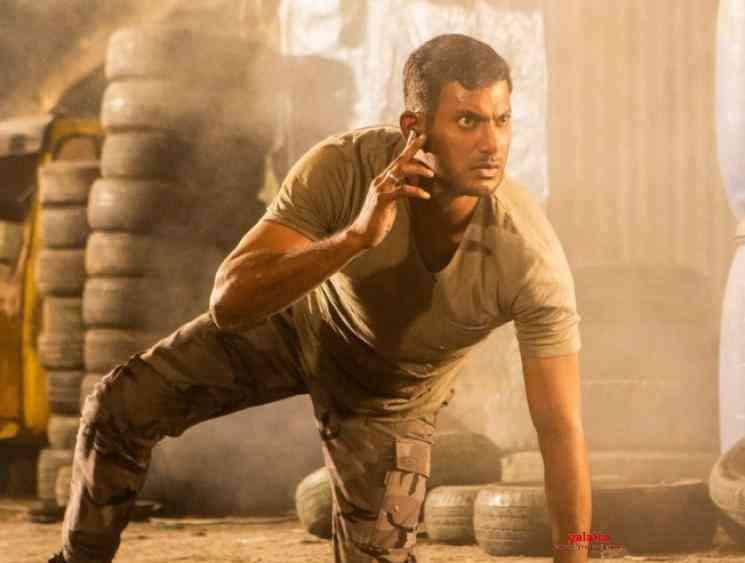 Vishal to officially direct Thupparivalan 2 - Tamil Movie Cinema News