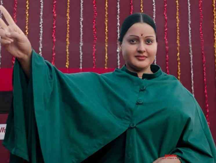 Jayalalithas biopic Thalaivi will not have direct OTT release - Tamil Movie Cinema News