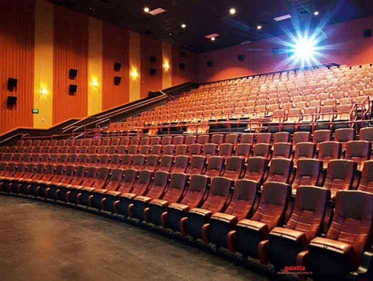Most theatres would go bankrupt without government aide - Tamil Movie Cinema News