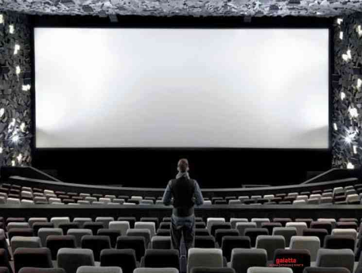 Five hundred theatres in China reopens as Corona Virus cases drop - Tamil Movie Cinema News