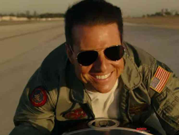 Top Gun Maverick postponed to Christmas 2020 - Tamil Movie Cinema News