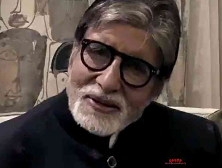 Amitabh Bachchan shoots at home for Crorepati season 12 - Tamil Movie Cinema News