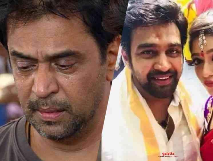 Actor Chiranjeevi Sarja dies at 39 after suffering cardiac arrest - Tamil Movie Cinema News
