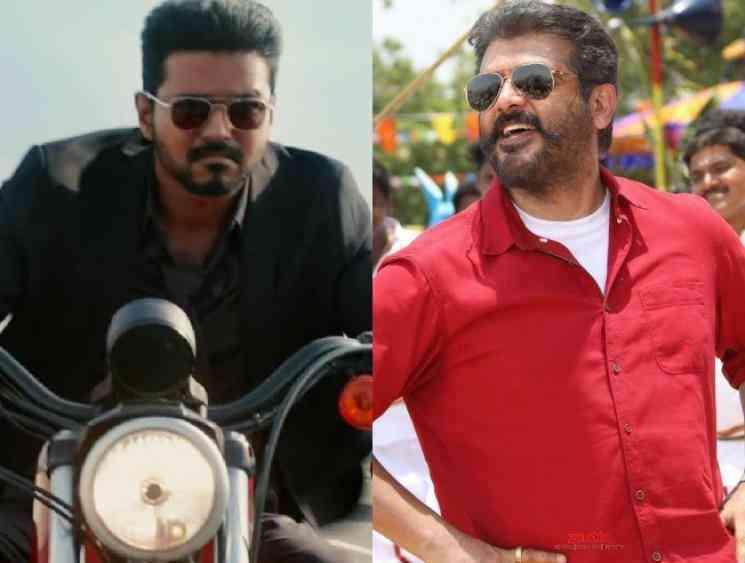 Vijay Bigil World TV Premiere TRP Ranking gets 6th place - Tamil Movie Cinema News