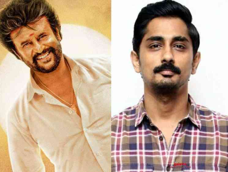 Siddharth touted to act in Thalaivar 168 with Rajinikanth Siva - Tamil Movie Cinema News