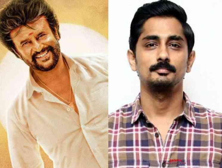 Siddharth touted to act in Thalaivar 168 with Rajinikanth Siva - Movie Cinema News