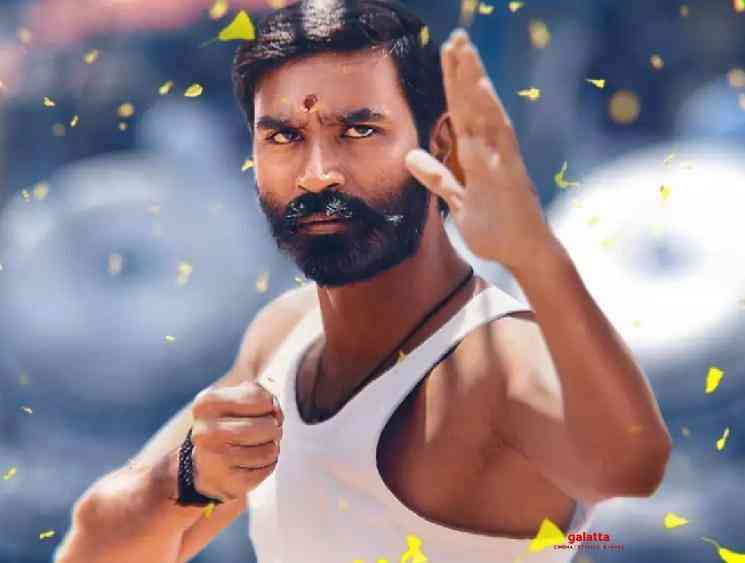 Dhanush's Pattas Telugu dubbed version titled as Local Boy - check out the new poster - Telugu Cinema News