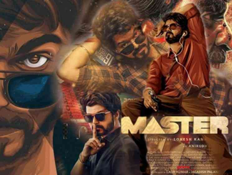 Master will not have a direct OTT release clarifies team - Tamil Movie Cinema News
