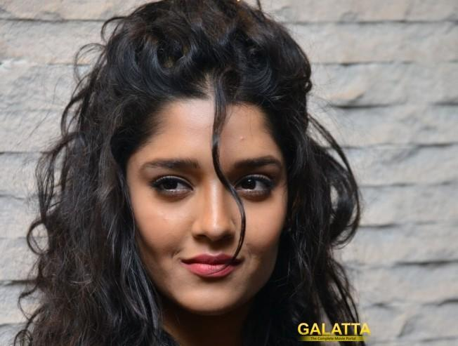 It is not her real account please block says Ritika Singh