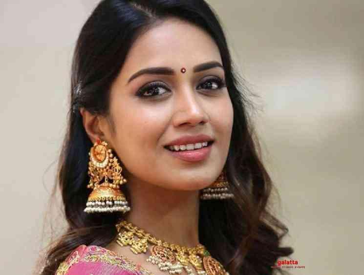 Nivetha Pethuraj to act in SaiDharamTej 14 directed by DevaKatta - Telugu Movie Cinema News