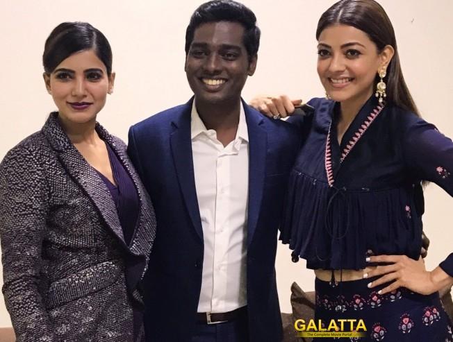 Kajal & Samantha - a special bond