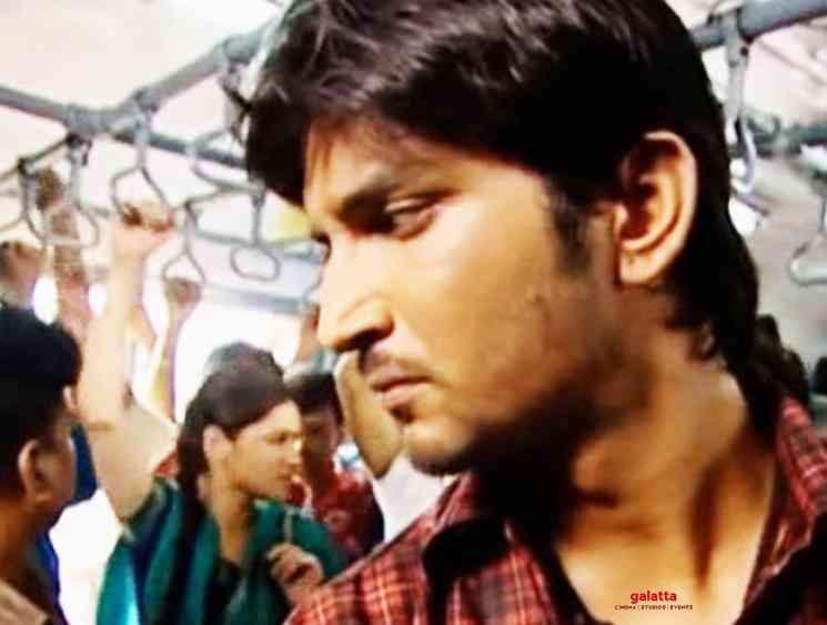 Sushant Singh Rajput train scene from Pavitra Rishta is trending - Tamil Movie Cinema News