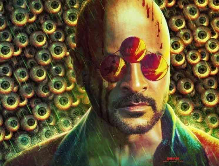 Prabhu Deva Adhik Ravichandran film titled as Bagheera first look - Tamil Movie Cinema News